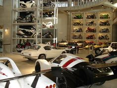 Barber's Auto Museum in Birmingham, AL. Everyone that is a fan of cars & motorcycles should go at least once.