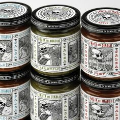 Packaging of the World: Creative Package Design Archive and Gallery: Fruta Del Diablo