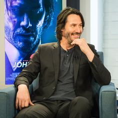 """#KeanuReeves teases another sequel to """"Bill & Ted's Excellent Adventure"""" https://www.instagram.com/p/BQVg78TlQ42/?taken-by=popcornabcnews …"""
