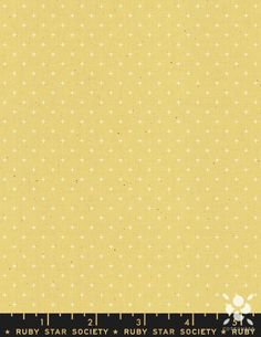 SAMPLE  Floral fabric pastel golden yellow daisy grass upholstery fabric  100/% Cotton  Daisy Meadow in /'Golden Yellow/' by Hannah Nunn