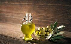 Обои листики, оливки, оливковое масло