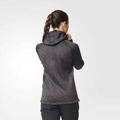 adidas - Climaheat Hooded Fleece Jacket