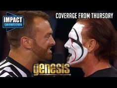 TNA Genesis 2014 | Impact Wrestling 1-16-14 Review: American Wolves Debut: IMPACT Showdown | Wrestling | Entertainment