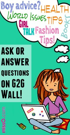 Girls, Get Social on Girl2Girl Wall http://www.missoandfriends.com/girl2girl/index.php