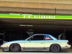 #nissan #s-chassis #zenki #kouki #hatchback #coupe #sileighty #onevia #varietta…