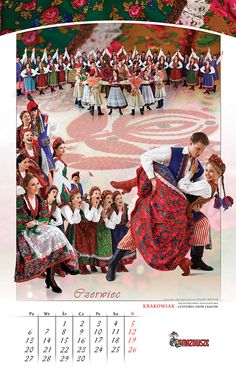 Kalendarz Mazowsza