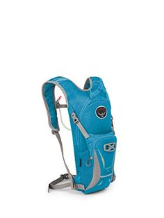 Osprey Packs Women's Verve 3 Hydration Pack, Azure Blue ** Click on the image for additional details.