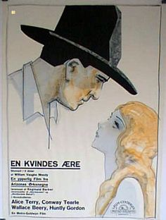 The Great Divide / ALICE TERRY / 1925 / Reginald Barker / BRASCH MOVIE POSTER/96