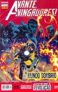 LIGA HQ - COMIC SHOP AVANTE VINGADORES (MARVEL NOW) #20 PARA OS NOSSOS HERÓIS NÃO HÁ DISTÂNCIA!!!