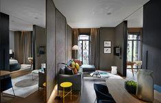 Suite. Mandarin Oriental Barcelona. © Mandarin Oriental Hotel Group
