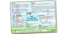 Lesson Planning teaching resources for Key Stage 2 - Year Created for teachers, by teachers! Professional Planning and Assessment teaching resources. Julia Donaldson Books, Story Sack, Stick Man, Primary Resources, Teaching Aids, Sacks, Assessment, Lesson Plans, Light In The Dark