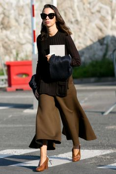 Stylist Natasha Goldenberg. Photo: Imaxtree.