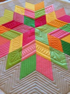 Rock Candy - Joy in Illinois - Quilt