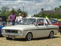 1970 Ford Lotus Cortina Mk2. A icon in British cars. I owned one of these in 1981.
