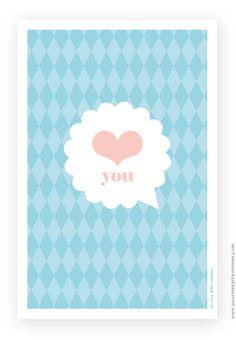 pour mes jolis mômes, mais pas que...: Message personnel à son amoureux (cadeau inside)