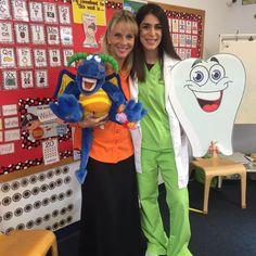 StarSmilez Ambassadors from Pediatric Dentistry of Weston helping spread oral health education!