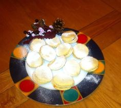 Christmas is coming and the mince pies are ready to be eaten.....