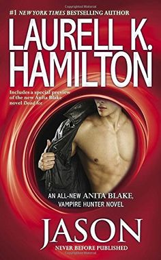 """Jason: An Anita Blake, Vampire Hunter Novel:   <i>""""Enjoying pain with your pleasure is something you either get, or you don't. If you get it, then you don't really need it explained, because you know how good it feels, and if you don't get it then no amount of talking is going to convince you it makes sense.""""</i><br><br>But sometimes you have to explain the unexplainable, especially if the love of your life needs to understand, or she'll leave you. Jason Schuyler is one of Anita Blake'..."""