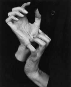 "razorshapes:  Georgia O'Keeffe (Hands) by Alfred Stieglitz ""In 1919 Stieglitz fashioned this photograph of Georgia O'Keeffe's – his wife's – (http://lovelyydarkanddeep.tumblr.com)"
