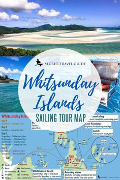 In Whitsundays Australia, you can go sailing even without a license. Its Whitehaven Beach is absolutely a paradise on earth.