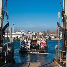 Take the Chappy Ferry and explore one of Marthas Vineyard's hidden treasures Memorial Wharf (508) 627-9427