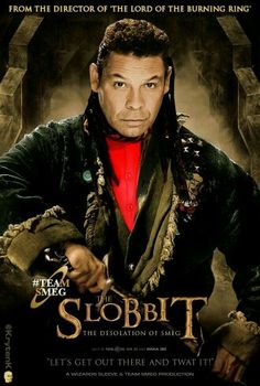 The Slobbit Sci Fi Shows, Tv Shows, Craig Charles, Logan's Run, Red Dwarf, Guide To The Galaxy, Horror Icons, British Comedy, Geek Girls