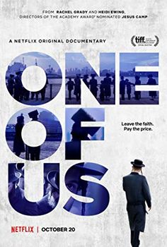In their new documentary ONE OF US, acclaimed observational filmmakers Heidi Ewing and Rachel Grady (JESUS CAMP, DETROPIA) take a deep and moving look at the lives of three individuals who have chosen to leave the hugely insular world of Hasidic Judaism. Netflix Movies To Watch, Hd Movies, Movies Online, Movie Tv, Horror Movies, Jean Dujardin, True Crime, Isabelle Nanty, Jean Paul Rouve