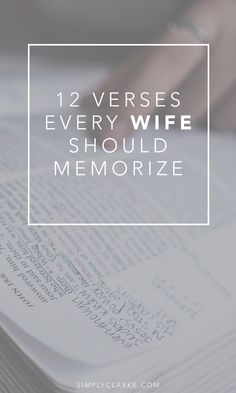 She opens her mouth in wisdom, And the teaching of kindness is on her tongue. –Proverbs 31:26 Above all love each other deeply because love covers over a multitude of sins – 1 Peter 4:8 A wife of noble character who can find? She is worth far more than rubies. Her husband has full confidence …