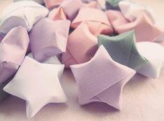DIY Anleitung zum 3D Papier Sterne selber falten