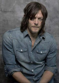 SDCC 2015. Norman Reedus