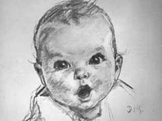 Gerber Baby ~ http://adweek.it/Md021O #advertising icons