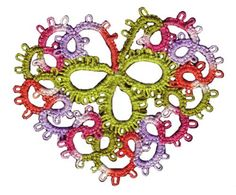 A Heart from HH Tatting.  The pattern at this website.  http://www.hhtatting.com/heart.html