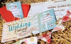 『ガーランド』で飾り付け♡とっても楽しいFestival Weddingって知ってる?にて紹介している画像