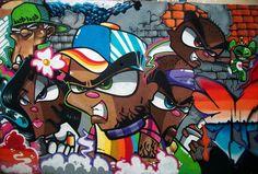 Hip Hop Graffiti | Hip-Hop Graffiti