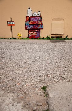 For Sale, Kenny Random, Padova #street art #grafitti