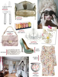 I wish there were links to this awesome stuff like on shopstyle so it would feel more in the realm of possibility...
