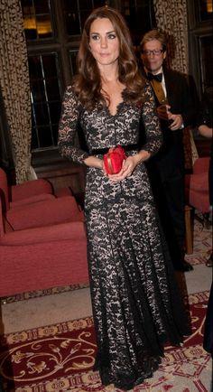 Melhores Makes: 10 looks da Kate Middleton que fizeram sucesso