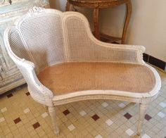french antique chaise