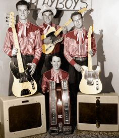 Vintage Guitar always brings the foremost engaging info on many varieties of vintage equipment, the truly amazing companies which made them. Vintage Telecaster, Vintage Guitars, Guitar Images, Buck Owens, Leo Fender, Playboy, Bass Guitars, Fictional Characters, Electric