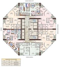 Apartment Building Design Drawing high rise residential floor plan - google search | apartment