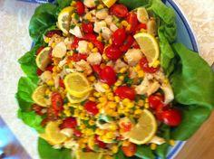 ... skinnytaste com 2012 08 chilled lobster salad with sweet summer html