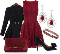 """""""Holiday Party 2"""" by kswirsding on Polyvore"""