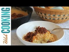 Biscuits and Gravy |  Hilah Cooking - http://showatchall.com/craft/biscuits-and-gravy-hilah-cooking/