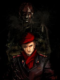 Son of Sorrow - MGS by oneoftwo.deviantart.com on @deviantART
