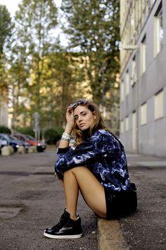Between Milan and Paris fashionweek