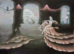 Lydia Anneli Bleth: OWL-ART * EULEN-KUNSTHogwarts School© Irene Mül...
