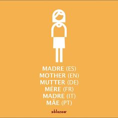 #Madre #Mother #Mutter #Mère #Madre #Mãe