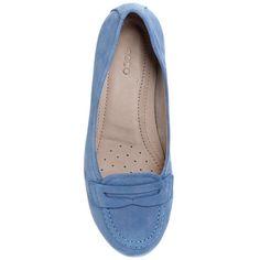 Mokasyny ECCO - Touch 15 26013302471  Retro Blue