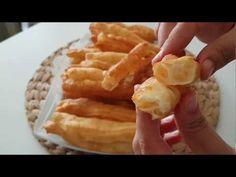 Uzakdoğu mutfağına ait olan mayasız bu hamur kızartması bizdeki pişi tariflerini çokça andırıyor. Çin ekmeği olarak bilinen bu hamur kızartması için Malzemel...