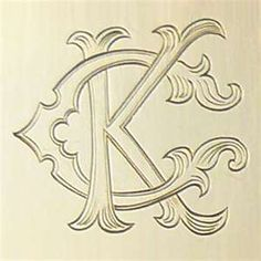 Image Search Results for unique letter k designs